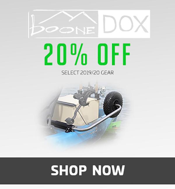 20% Off BOONEDOX