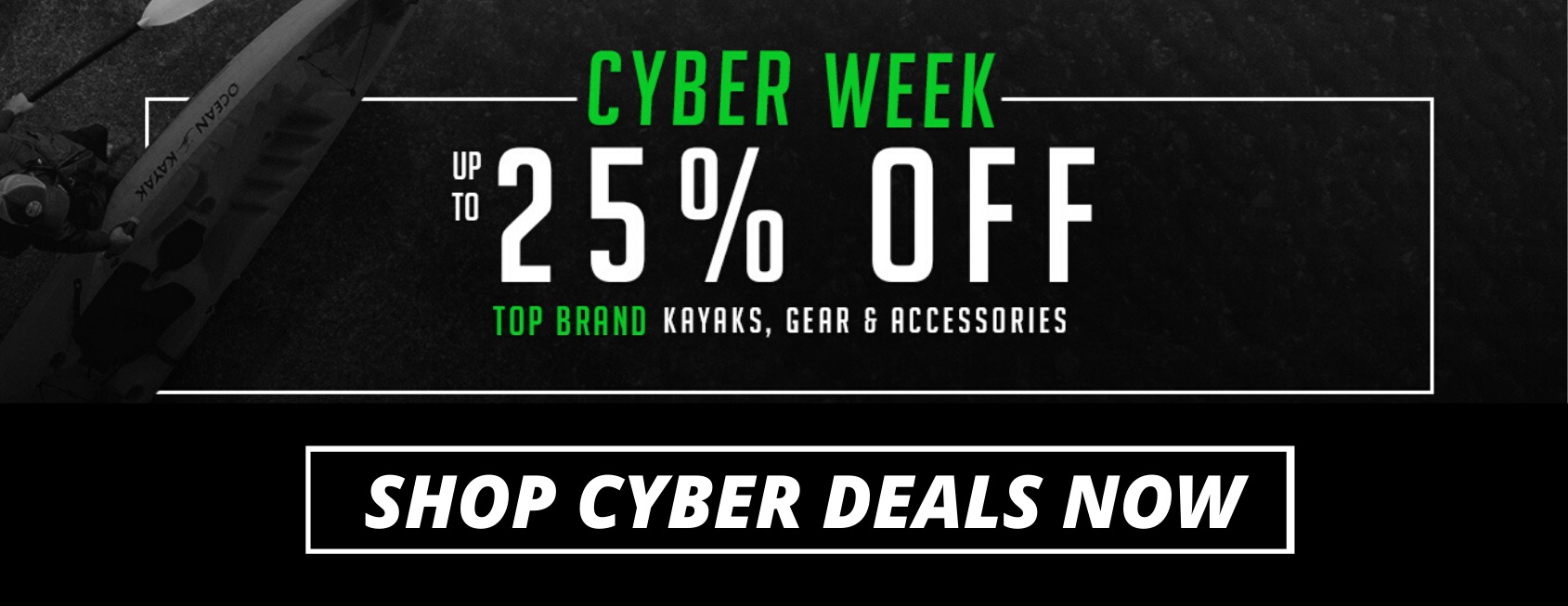 Cyber Week Up To 25% Off