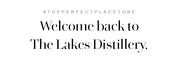 The Lakes Distillery is reopen
