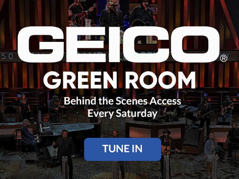 GEICO Green Room