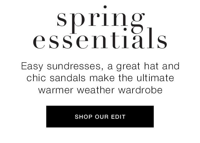 Shop our edit