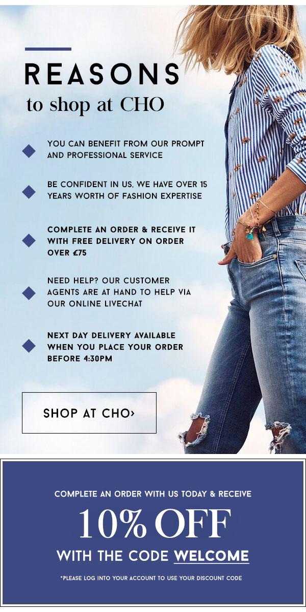shop at CHO