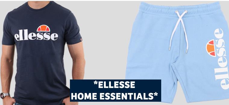 Ellesse Tee & Fleece Short