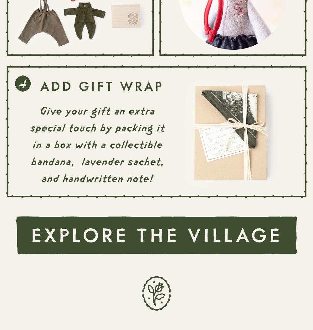 explore the villagee