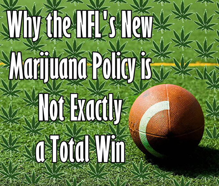 NFL WEED POLICY