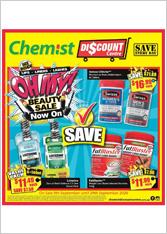 Catalogue 8: Chemist Discount Centre