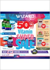 Catalogue 7:  Wizard Pharmacy