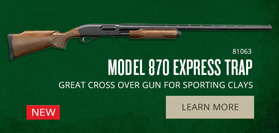 NEW Model 870 Express Trap