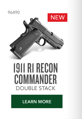 1911 R1 Recon Commander Double Stack