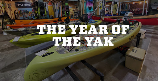 The Year of the Yak: How COVID-19 Created a Kayak Sales