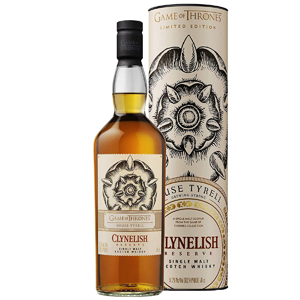 Clynelish Reserve - Game of Thrones Limited Edition Whisky. House Tyrell.