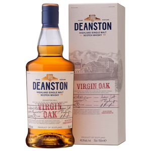 Deanston Virgin Oak - Highland Single Malt Whisky