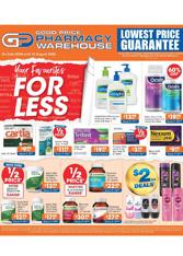 Catalogue 2:  Good Price Pharmacy