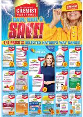 Catalogue 1: Chemist Warehouse