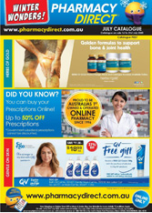 Catalogue 6:  Pharmacy Direct