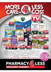 Catalogue 4:  Pharmacy 4 Less