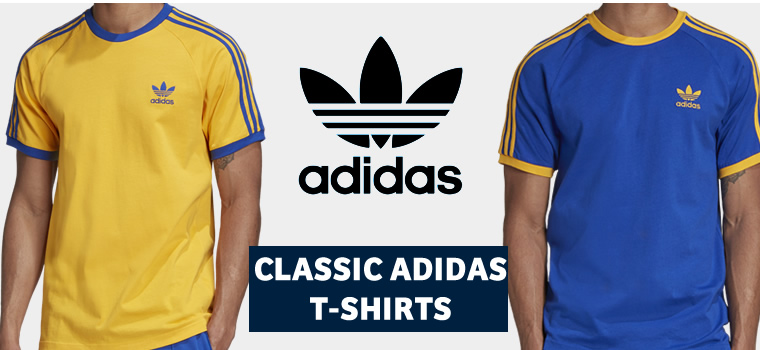 adidas T-Shirt Collection