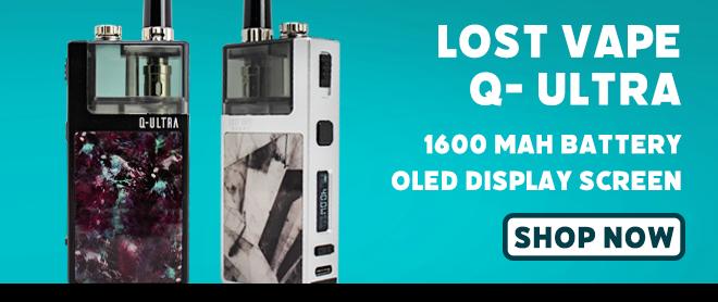 Lost Vape Q-Ultra