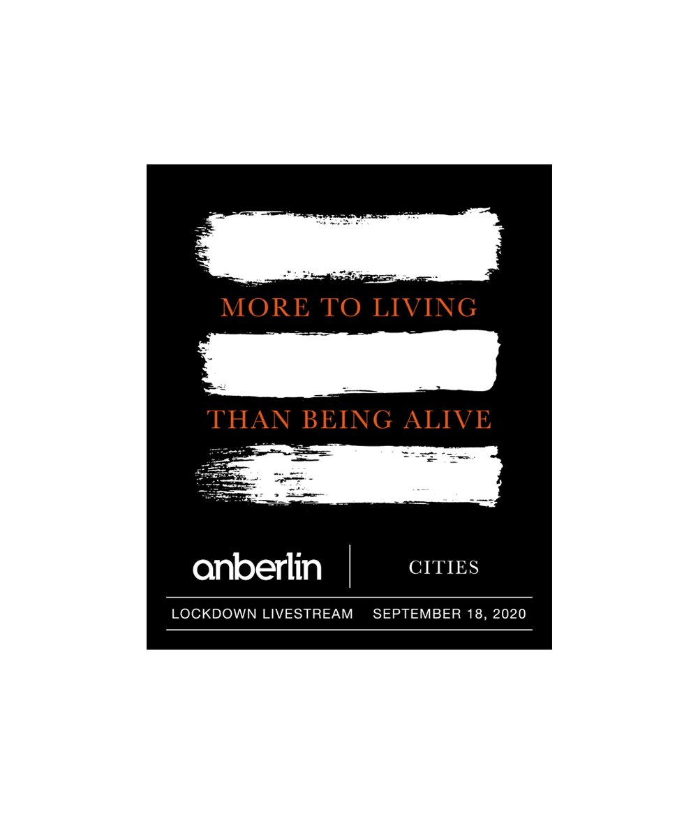 More To Living Than Being Alive Livestream Ticket