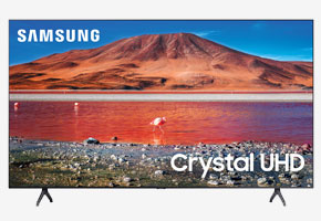 Samsung 50 TU7000 Titan Gray Crystal UHD 4K Smart HDTV