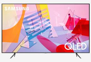 Samsung 50 Q60T Titan Gray QLED 4K UHD Smart HDTV
