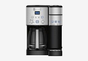 Cuisinart Coffee Center Coffeemaker And Single-Serve Brewer