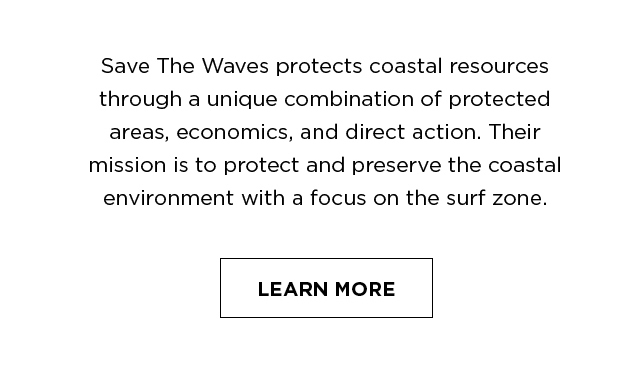 Learn more about Save the Waves