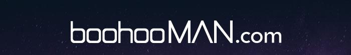 boohooMAN Header