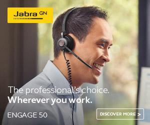 Jabra engage50 ads