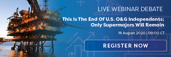 the end of us o&g supermajors debate