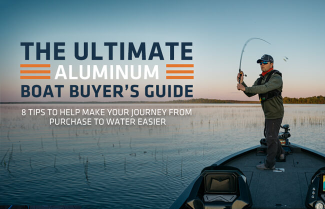 The Aluminum Boat Buyer's Guide