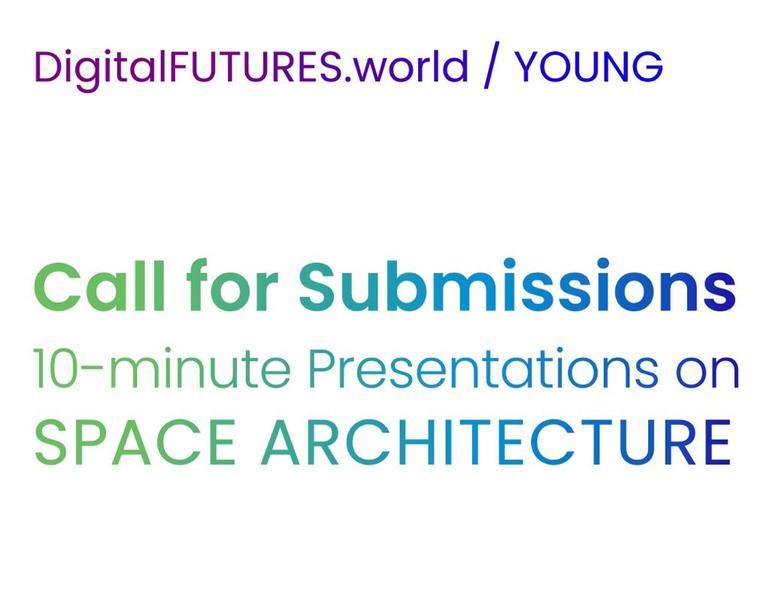 Digitalfutures space architecture