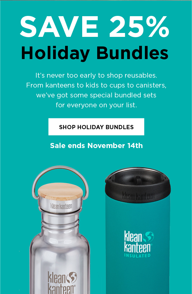 25% OFF Holiday Bundles and Kits