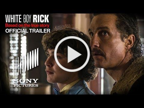 WHITE BOY RICK - Official Trailer (HD)