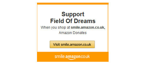 Support Field of Dreams on AmazonSmile