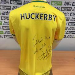 Darren Huckerby Shirt