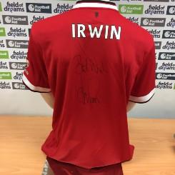 Denis Irwin Shirt