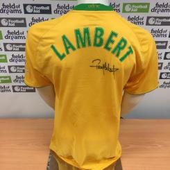 Paul Lambert Shirt