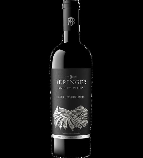 Bottle Shot: 2018 Knights Valley Cabernet Sauviginon