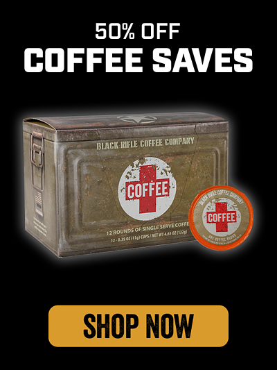 50% Off - Shop Coffee Saves Rounds