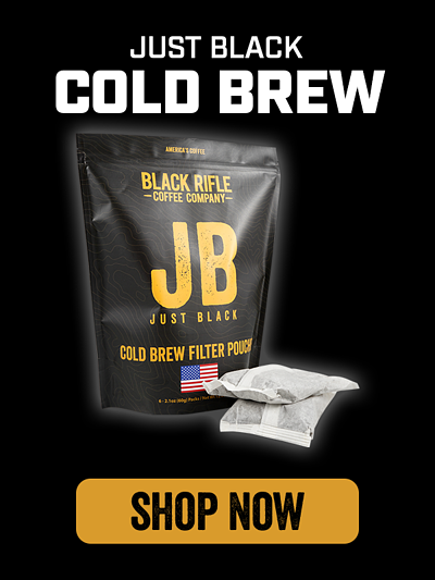 Shop Just Black Cold Brew Pouches