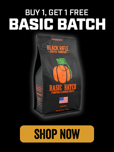 Buy 1, Get 1 Free - Shop Basic Batch Roast