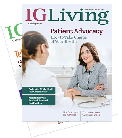 IG Living Current Issue