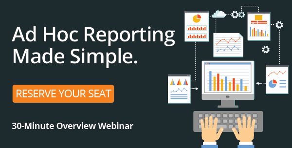 Ad Hoc Operational Reporting made simple