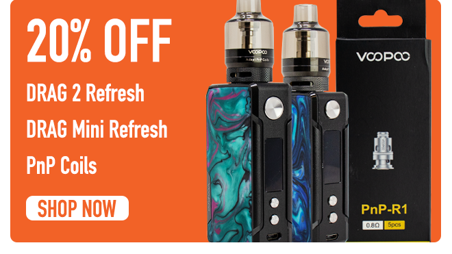 Save On Select VOOPOO