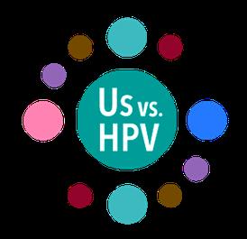 Us vs HPV Logo