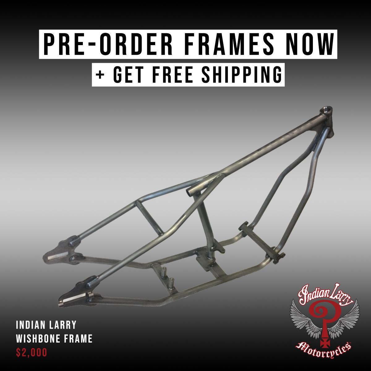 Wishbone Frame
