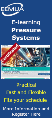 EEMUA E-learning Pressure Systems