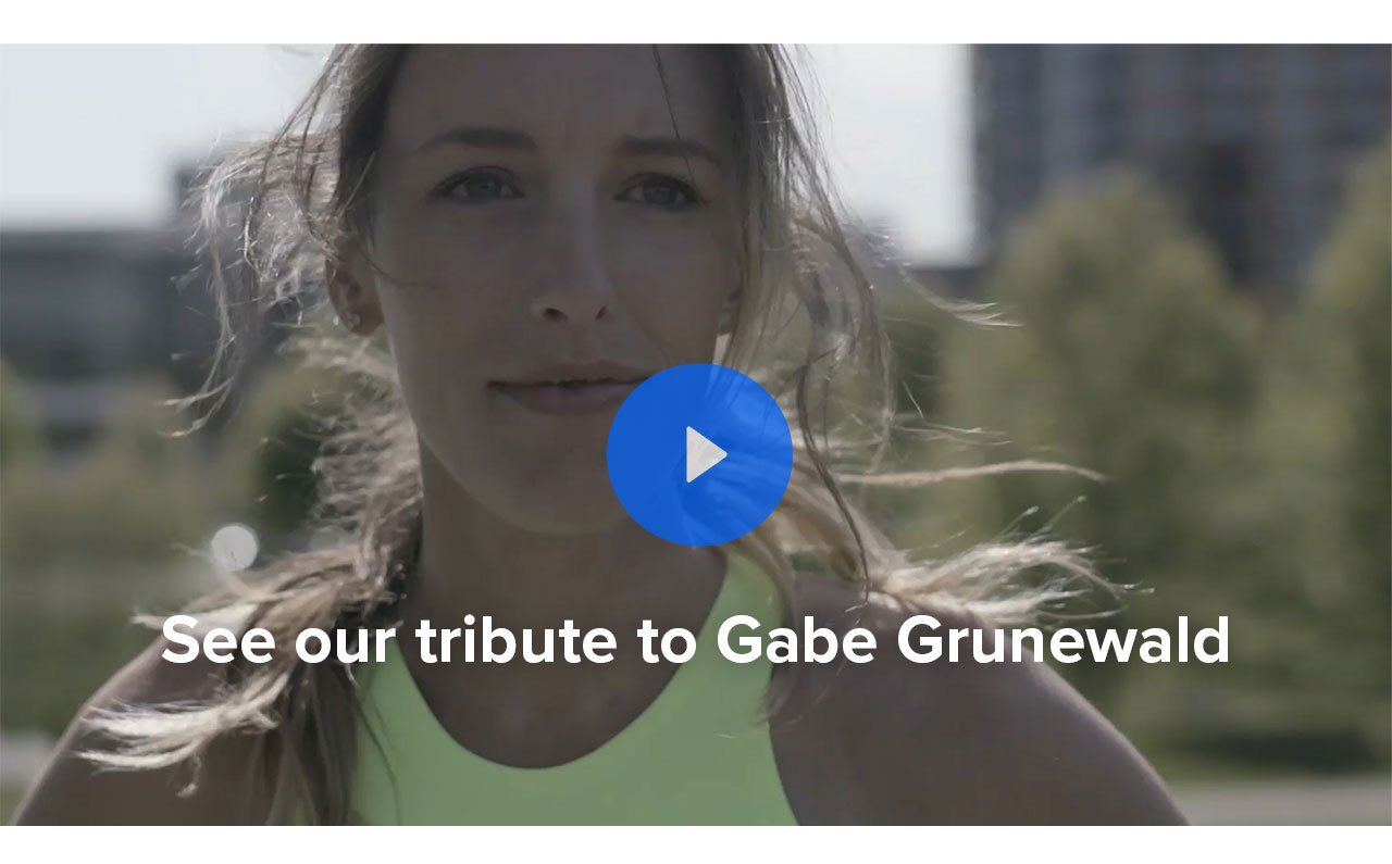 See our tribute to Gabe Grunewald