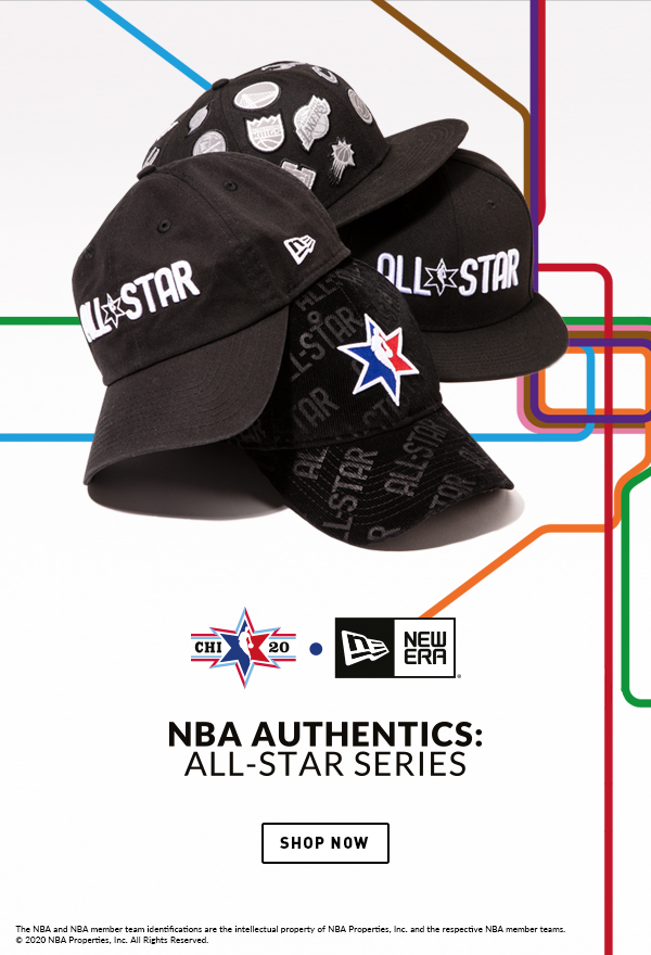 The Official Cap Of The NBA All-Star Series